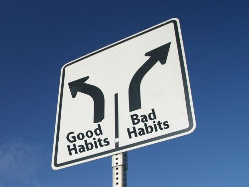 how a bad habit develops 7 seven simple steps to develop good habits 1 identify the habit as  mentioned, most of the time we are no longer conscious of our habits, good or  bad, so the.