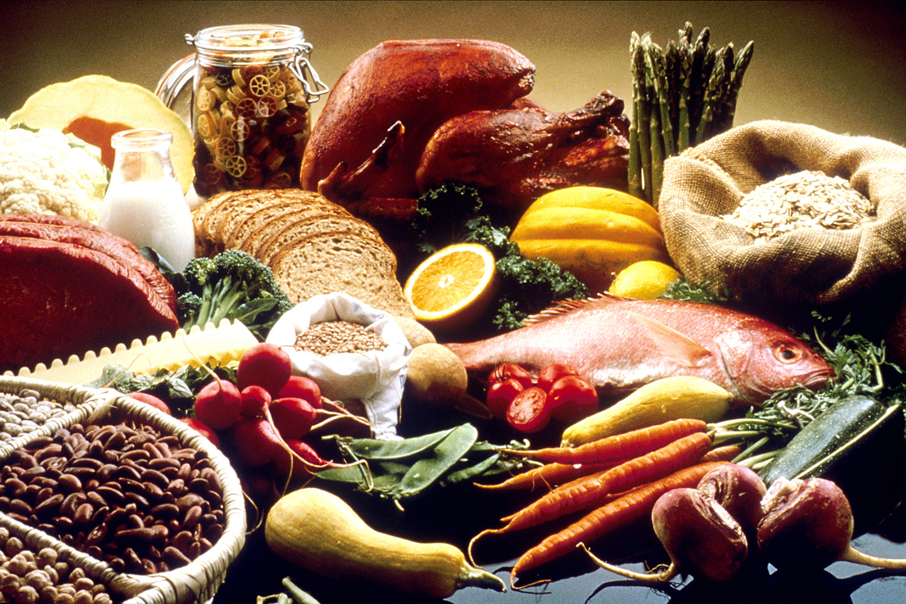Some Nutrition Basics – Resilience Fitness
